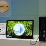 Новый монитор Samsung, которому для работы хватает только одного USB порта