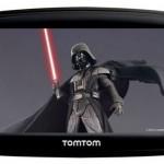В GPS навигаторе TomTom, путь укажут герои Звездных Войн
