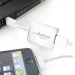 Clickfree Transformer для  iPod/iPhone, превратит iPod/iPhone в обычную флешку