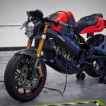 Brammo Empulse, настоящий уличный, спортивный электромотоцикл