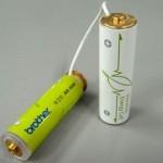 Brother Industries, батарейки которые заряжаются от вибрации