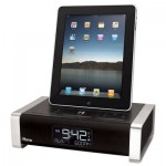 iHome iA100ZE, док-станция комбайн для iPod