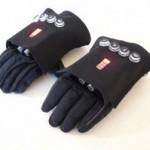 Перчатки для пожарных, с расширенными возможностями коммуникации