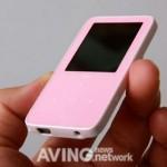 iMuz DX1 — MP3 плеер с реактивной зарядкой аккумулятора