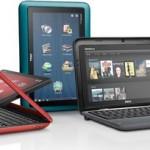 Смесь нетбука и планшетника Dell Inspiron Duo, уже доступена для заказа