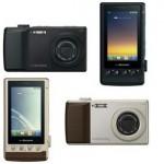 Новый камерофон LG L-03C, не уступает по возможностям фотоаппаратам