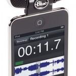 Blue Microphone Mikey 2G — новый микрофон для iPhone и iPod