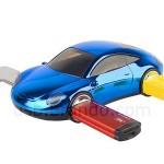 Стильный USB хаб в виде машины