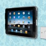Wallee iPad Case – прицепи свой iPad к стене