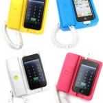 Phone x Phone, набор, который превратит iPhone в веселый ретро телефон