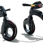 Новый миниатюрный электромотоцикл, для города Yike Bike