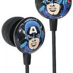 Наушники от супергероя Капитана Америки