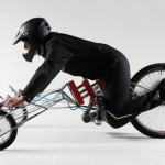 Безумный электрический трицикл EX Vehicle своими руками