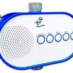 Радиоприемник для душе без батареек