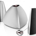 Стильные колонки Edifier Prisma Silver  E3350