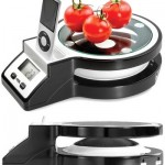 Гибрид из кухонных весов и  док-станции для iPod/iPhone