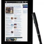 Nextbook Next5, первый Android  планшетник с встроенной цифровой ручкой