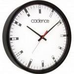 Настенные четырехбитные часы Cadence для гиков