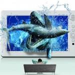 Gadmei P83 — самый дешевый плеер для просмотра 3D фильмов без очков