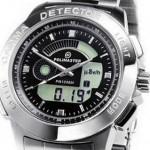 Кварцевые часы Polimaster PM1208M с дозиметром