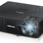 Пара  новых легких проекторов от  InFocus