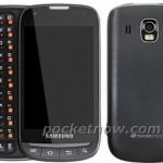 Samsung SPH-M930, Android смартфон с полноценной QWERTY клавиатурой