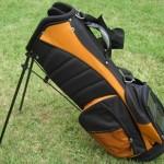 Сумка для гольфа с зарядным устройством на солнечных батареях