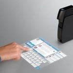Интерактивный пикопроектор от Light Blue Optics