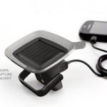 Зарядное устройство на солнечных батареях Qirky Ray? для путешественников