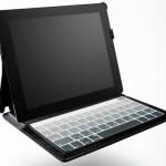 SKINNY, самая тонкая клавиатура в мире для iPad 2