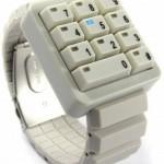 Наручные часы, с настоящей цифровой клавиатурой