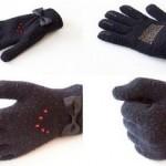 Перчатки-поворотники для велосипедистов