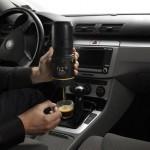 Автомобильная экспресс кофемашина, для «правильного» кофе