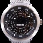 Необычно-обычные часы Concentric
