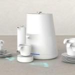Ультрасовременная кофеварка MEM-COFFEE с виртуальными кнопками