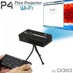 AAXA P4 Wi-Fi Pico Projector — новый экономичный пико-проектор