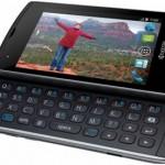 Смартфон Kyocera Rise с QWERTY клавиатурой, для  рациональных покупателей