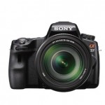 Новая зеркальная камера начального уровня Sony A37