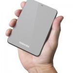 Toshiba Canvio 3.0 – новые внешние накопители емкостью 1,5Тб