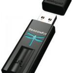 Внешняя USB звуковая карта с усилителем DragonFly Asynchronous USB DAC