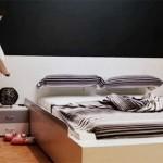 Самозаправляющая кровать
