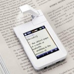 Интерактивный электронный словарь-переводчик