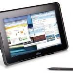 Новый Windows планшетник Fujitsu Stylistic Q552 для любителей экзотики