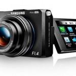 Новая компактная камера Samsung EX2F для продвинутых порльзователей