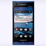 Смартфон Toshiba Regza T-02D с 13,1-мегапиксельной камерой