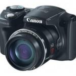 Бюджетный ультразум Canon PowerShot SX500 IS