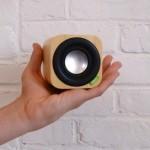 Vers 1Q –  деревянная Bluetooth акустическая система
