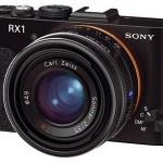 Первая в мире компактная цифровая полнокадровая камера Первая в мире компактная цифровая полнокадровая камера Sony Cyber-shot RX1