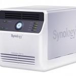 Synology DiskStation DS413j  — продвинутое сетевое хранилище данных для дома
