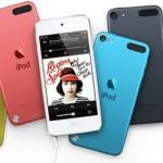 Представлен мультимединый плеер iPod touch пятого поколения